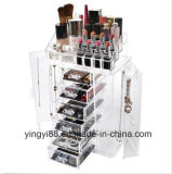 Custom Clear Acrylic Jewelry Box Shenzhen Factory