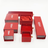 Caixa de jóia quente do armazenamento do indicador da gaveta da jóia da venda (J64-E1)