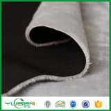 Tissu ordinaire de Knit collé par Fabric+Tup+Velboa du PK
