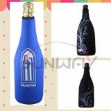 De Koelere Zak van Champagne van het neopreen, de Douane Geïsoleerde Houder van de Fles van de Wijn (BC0064)