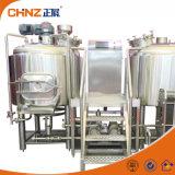 ステンレス鋼の販売のための使用されたパブの小型ビール醸造所ライン装置
