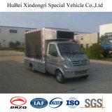 Camion de publicité mobile d'Euro4 Dongfeng 3.5cbm avec la bonne qualité