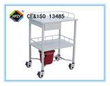 (B-50) Deux couches Plastique-Ont pulvérisé le chariot à traitement