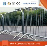 Cerca temporal apretada anti/barrera cantada de la cerca del control para la venta