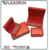 L'accumulazione Pendant del regalo dell'imballaggio del MDF dei monili di memoria del braccialetto di legno lussuoso dell'anello imposta il contenitore di medaglia della casella del distintivo della casella (YS103)