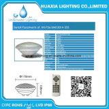 Luz de la piscina de PAR56 LED, luz subacuática del LED, iluminación al aire libre del LED
