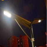 1つの統合された太陽街灯の容易なインストールの40Wすべて