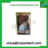 Karikatur-kundenspezifisches Papier-verpackenfaltender Duftstoff-Kasten mit Belüftung-Fenster