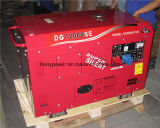 10kVA Silent&Portableのディーゼル発電機