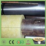 Wärmeisolierung-Felsen-Wollen für Dampf-Rohre