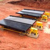 Tabella di vibrazione per selezionare minerale pesante