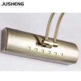 5W 현대 실내 목욕탕 미러 집 장식적인 점화 110-240V AC를 위한 황금 벽 램프