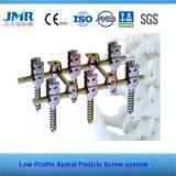 Dorn interne Fixator flache multi axiale lumbale Pedicel monopolyschraube