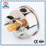 Benutzerdefinierte Edelstahl Öl gefüllt Mechanische Kraftstoffdruckmesser