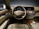 Surface adjacente visuelle androïde de système de navigation de GPS pour la classe W221 de Mercedes-Benz S