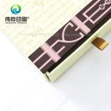 절묘한 서랍 서류상 인쇄 포장 선물 상자 (차를 위한 사용)