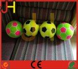 Bille de football de Velcro pour le jeu de société de dard