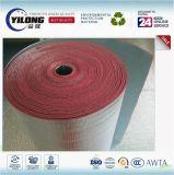 2017 China de fuego Calificación XPE espuma de aluminio de aislamiento