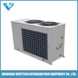 Refrigeratore raffreddato di refrigerazione della vite dell'aria di sistema dell'acqua di Venttk