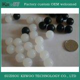 Все виды шарика силиконовой резины шарика размера резиновый для вибрируя экрана
