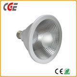 Éclairage LED de PAR20 PAR30 PAR38 avec du ce RoHS