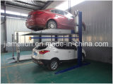 車のガレージの駐車システム車の駐車システム