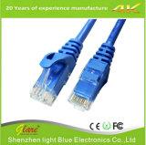 高品質8のコードRJ45ネットワークLANケーブル10m