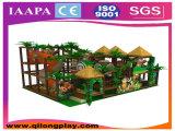 2016人の最も新しいジャングルの主題の子供の運動場装置(QL-1111D)