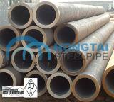 Pipe sans joint de chaudière d'acier du carbone d'ASTM A210 +C