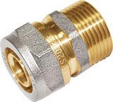 Os encaixes de bronze sem chumbo (EM-V-10)