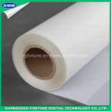 Película solvente exterior Rolls del animal doméstico de Eco de los materiales de publicidad