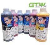 Tinta de la sublimación del tinte del C-M-Y-K-LC-Lm de la calidad de Corea para la impresión del papel de transferencia