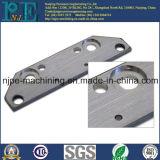 高精度の機械化の宇宙航空鋼鉄部品
