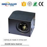 Cer anerkannter CO2 Jd2208 Lasergalvo-Kopf/Galvanometer-Scanner