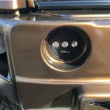 "J252 4 "" 지프 논쟁자 Jk 07+를 위한 인치 15W Luminex LED 안개등"