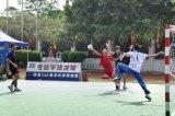 Ausbreitende /Indoor-Handball-Gerichte des Schienen-Widerstands im Freien, Handball-Bodenoberfläche