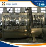 Embotellado automático 3 del vidrio de cerveza del alcohol del vino en 1 máquina con precio de fábrica