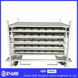 Сверхмощный шкаф паллета автозапчастей полки металла для хранения
