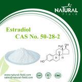 最もよい価格の薬剤USPの等級API Estradiol CAS 50-28-2