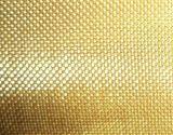 Fabricante en el acoplamiento de alambre de cobre de cobre amarillo de la pantalla de China