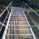 Railing горячего DIP гальванизированный для невоенного применения