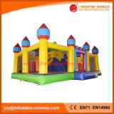 China-aufblasbares Spielzeug-aufblasbarer springender Schloss-Vergnügungspark-Prahler (T6-450)