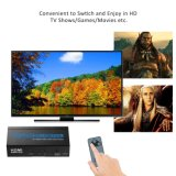 HDMI 스위치 3X1 3 입력 포트 고속 스위처