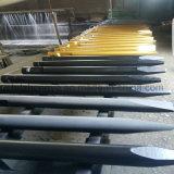 2016 burins hydrauliques en acier de marteau du cône 42cr