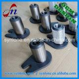 Arbre en acier modifiant et de usinage de connecteur