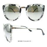A venda quente projeta óculos de sol polarizados da lente