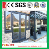 Подгонянная дверь Casement цвета алюминиевая