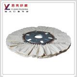 ステンレス鋼ミラーの仕上げのための気流の車輪
