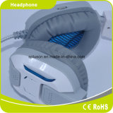 Receptor de cabeza del USB y auricular de la PC del receptor de cabeza del juego con el Mic