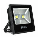 160W garantía de dos años barata al aire libre de la luz 110V 220V (100W-$15.83/120W-$17.23/150W-$24.01/160W-$25.54/200W-$33.92/250W-$44.53) del reflector de la MAZORCA LED